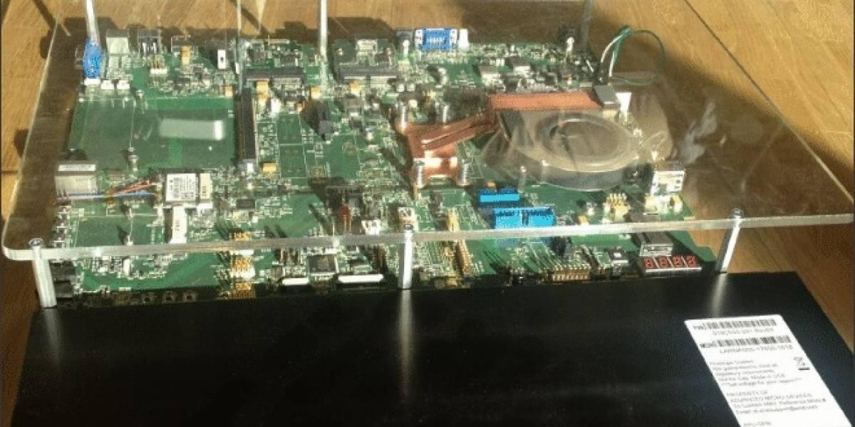 DICE muestra imagen del APU AMD de próxima generación usado como plataforma de desarrollo