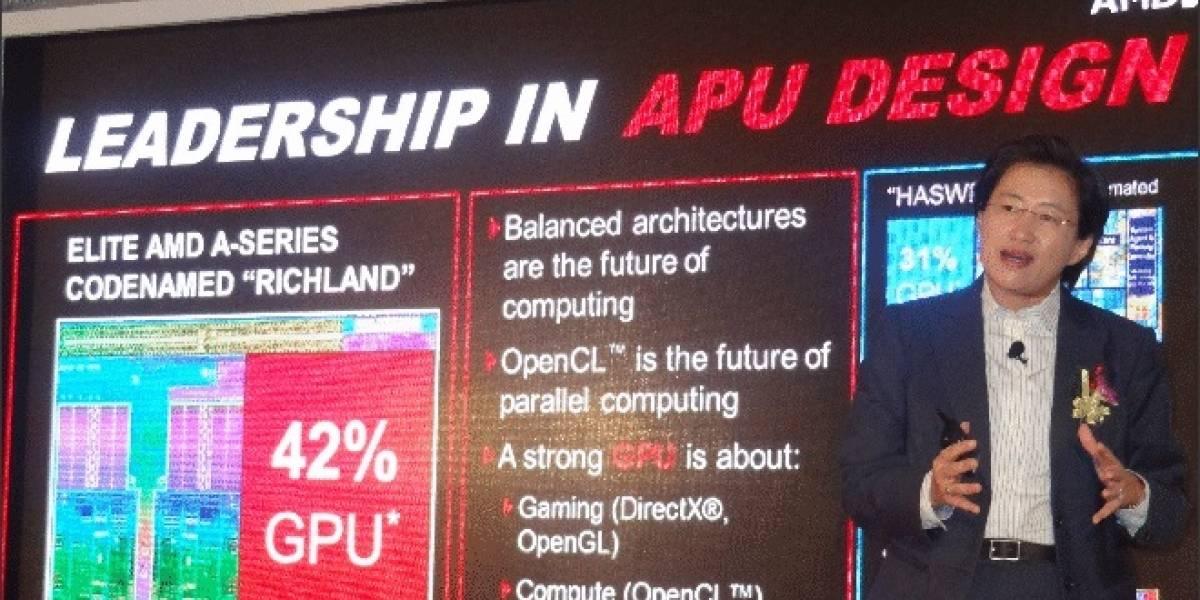AMD fabricará también microprocesadores compatibles con Android y Chrome OS #CTX2013