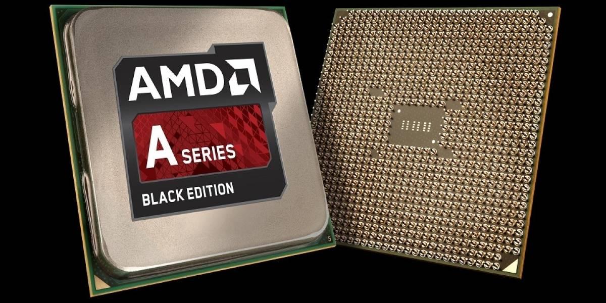 AMD rebaja el precio de algunos de sus APU A-7000/6000 K Series