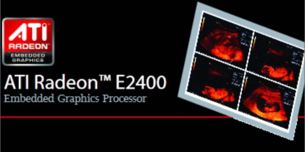 AMD ingresa a la aeronáutica con sus GPUs Radeon E2400