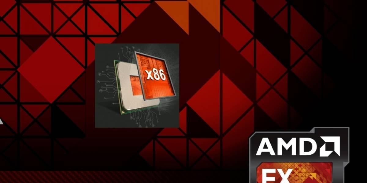 AMD confirma estar trabajando en una nueva micro-arquitectura x86 de alto rendimiento