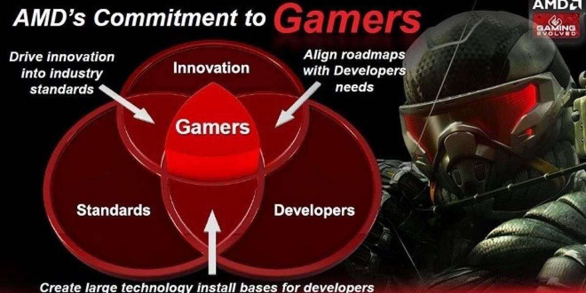 AMD: Nos enfocamos en llegar a todos los segmentos posibles
