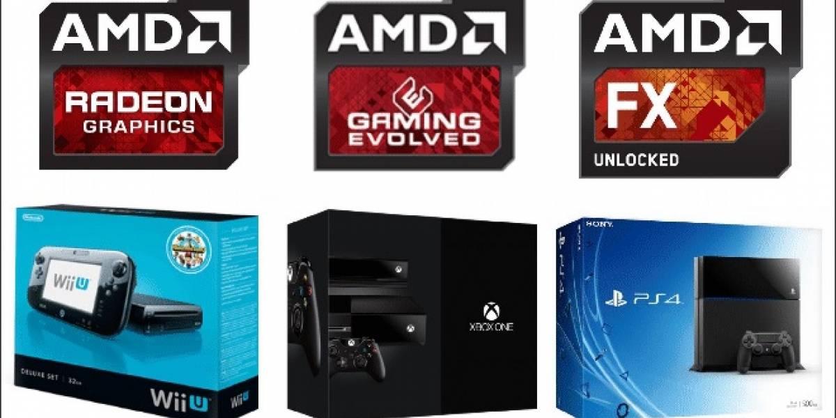Hardware de AMD en las consolas determinará los requisitos de los juegos para PC
