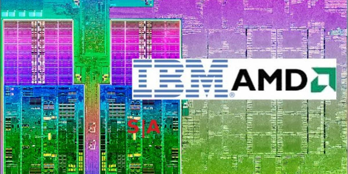 IBM fabricará los APUs Trinity de AMD