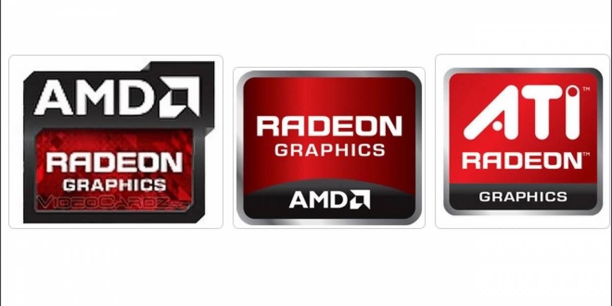 Los nuevos logos AMD 2013