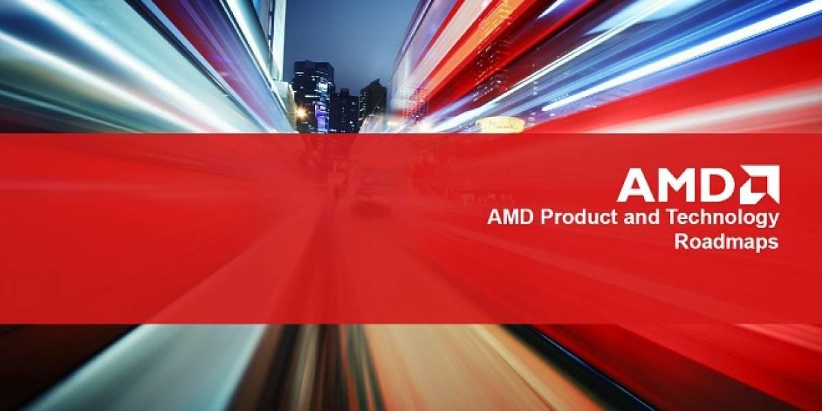 Se filtra el nuevo roadmap AMD 2013