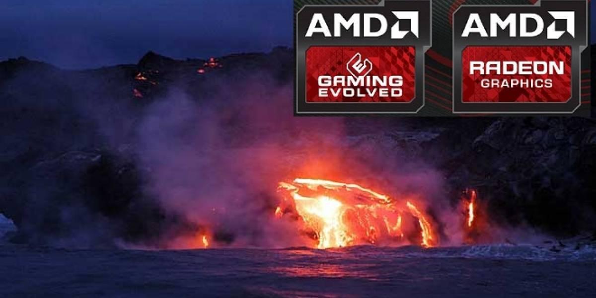 """Confirmado: AMD alista el debut de su nuevo GPU Radeon R9 295X """"Hawaii XTX"""""""