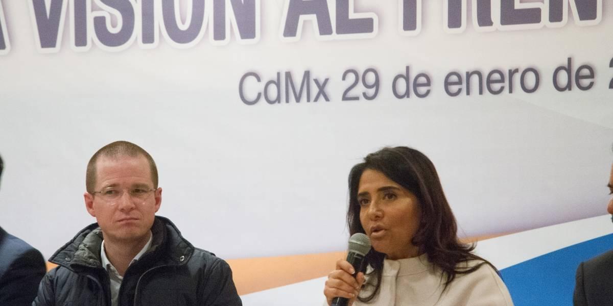 Barrales emprendería dura campaña contra la corrupción