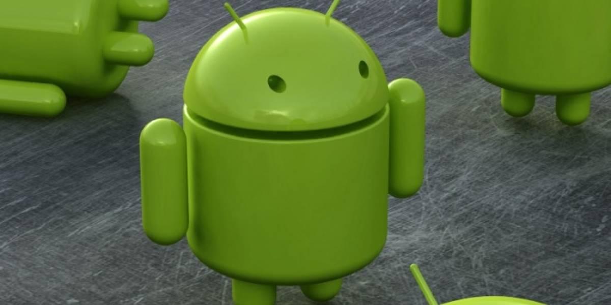Todos los equipos Android a la fecha