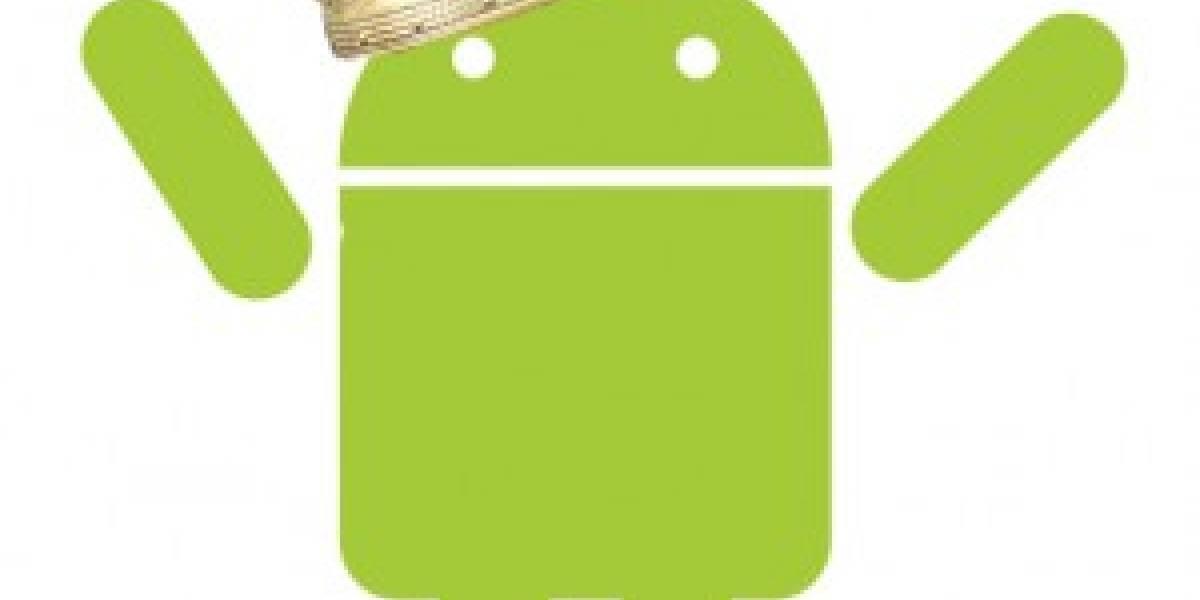 Android sigue subiendo puestos en guerra de los smartphones