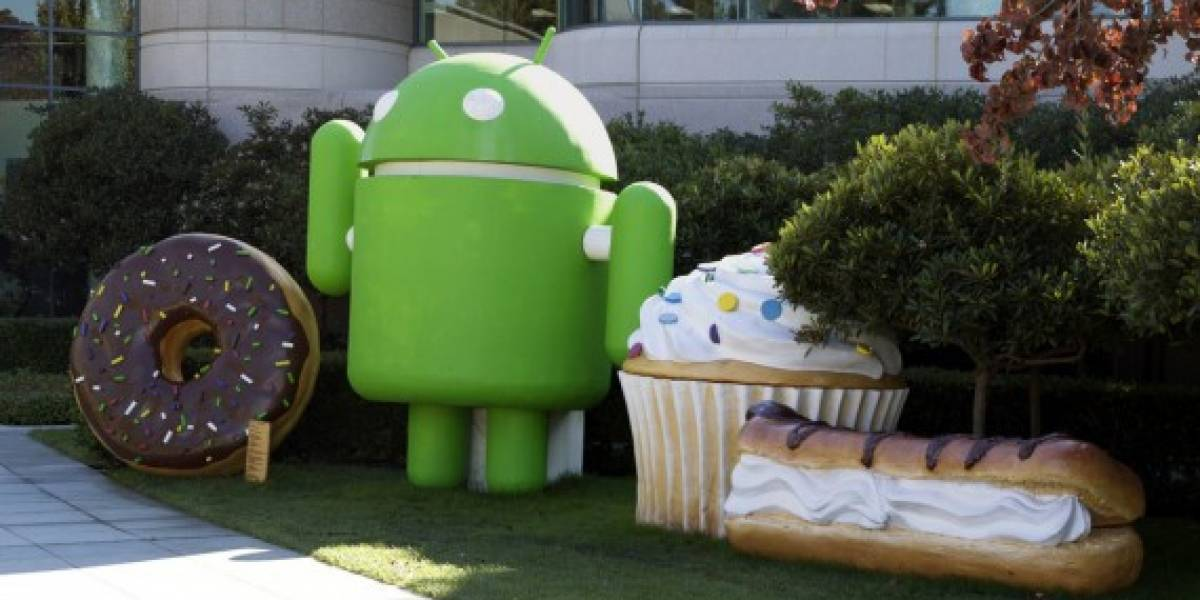 Android 2.2: rendimiento 450% mayor que Android 2.1