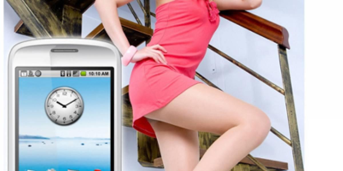 SciPhone presenta nuevos Androides