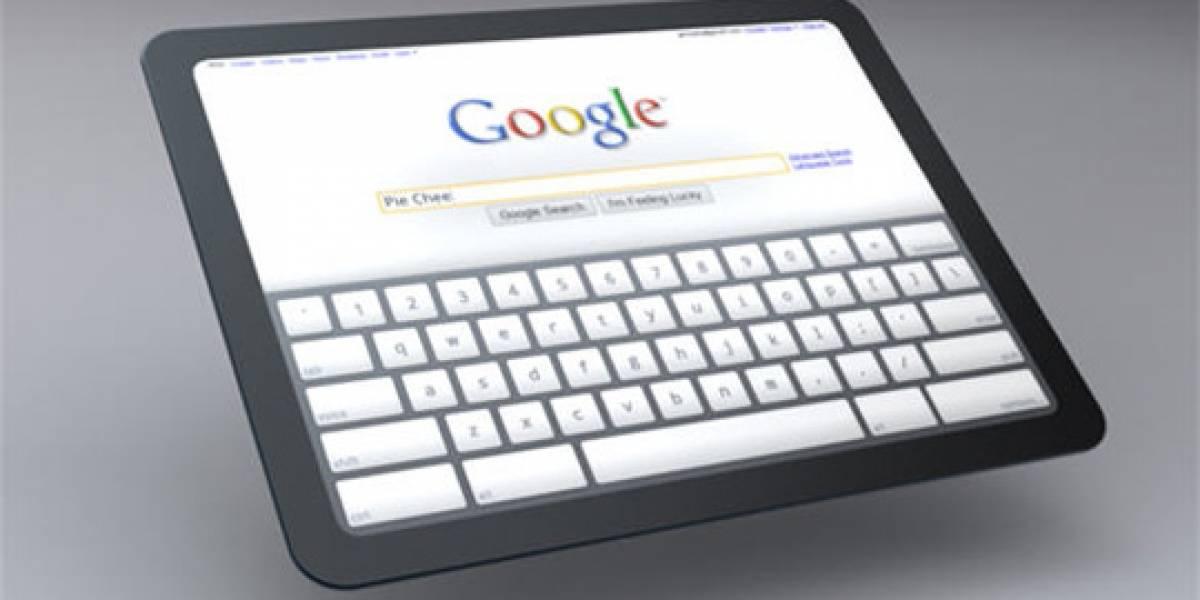 Samsung, Motorola y LG preparan sus tablets con Android