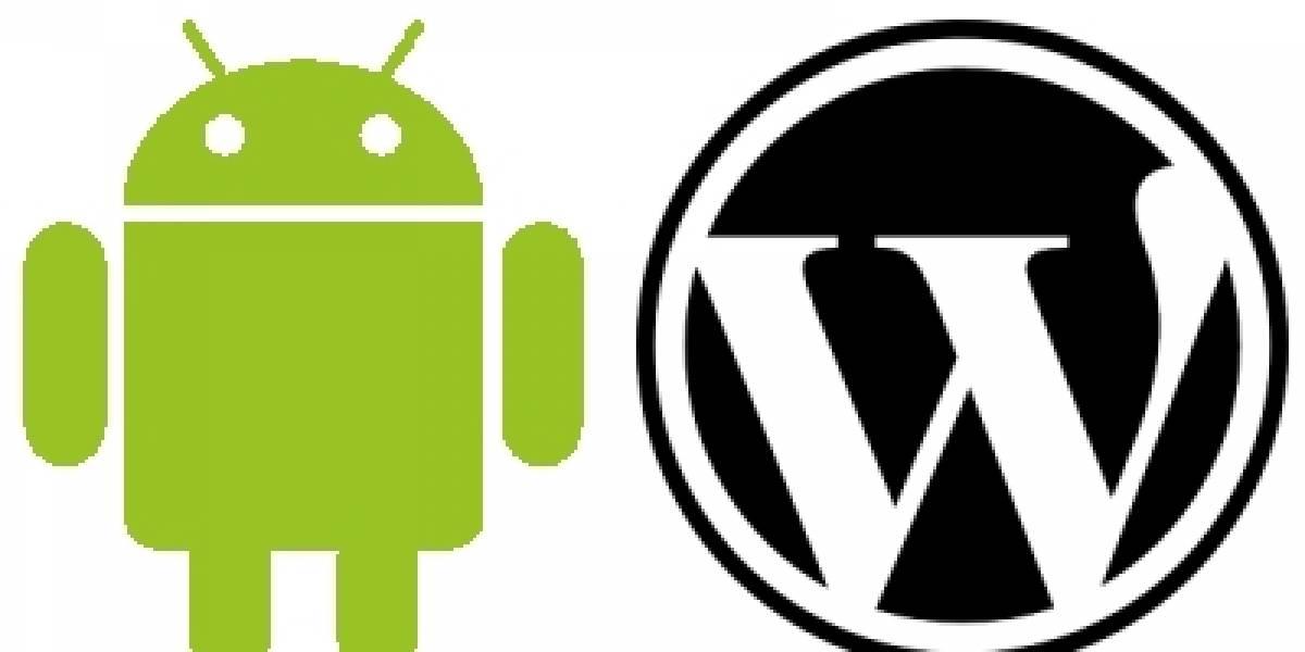 Futurología: Wordpress planea lanzar aplicación para Android