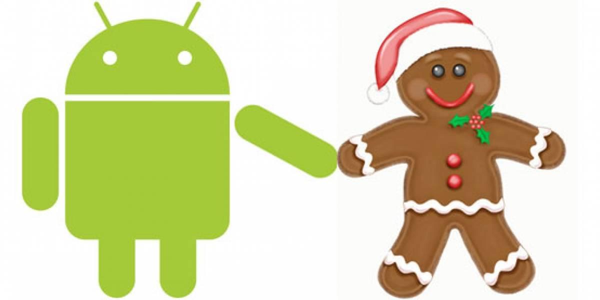 Futurología: Gingerbread será el nombre de la nueva versión de Android