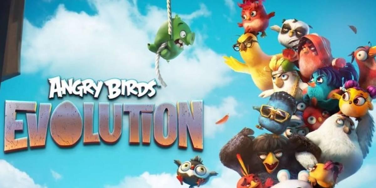 Angry Birds Evolution llegará a todos los dispositivos en junio
