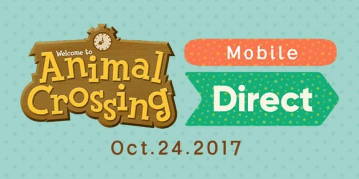 Nintendo realizará un Direct centrado en Animal Crossing para móviles