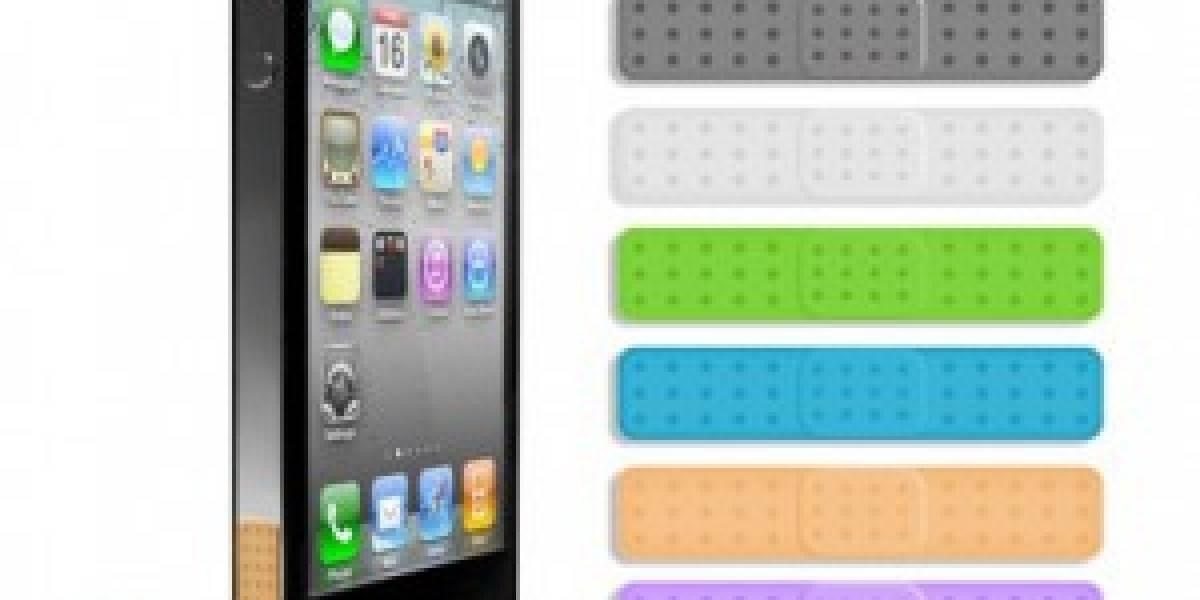 Arregla tu iPhone 4 con un parche curita