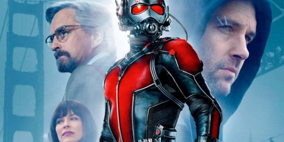 Ant-Man: así es el cierre de la fase 2 del Universo Marvel