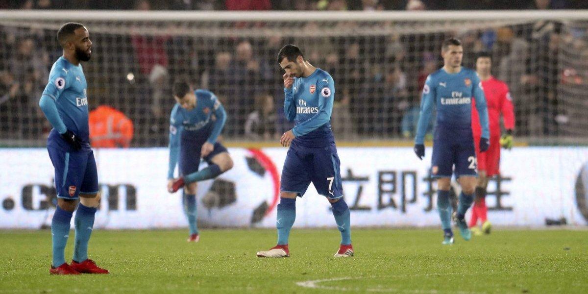 El raro día a día de Arsenal desde el adiós de Alexis Sánchez