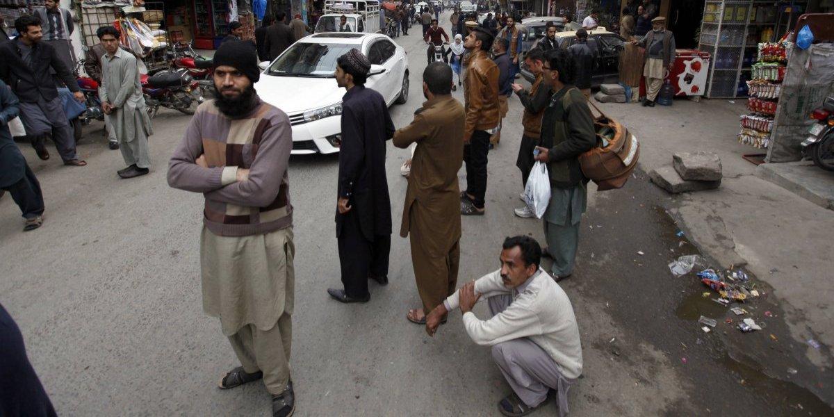 Terremoto de magnitud 6,1 remece Afganistán y Pakistán