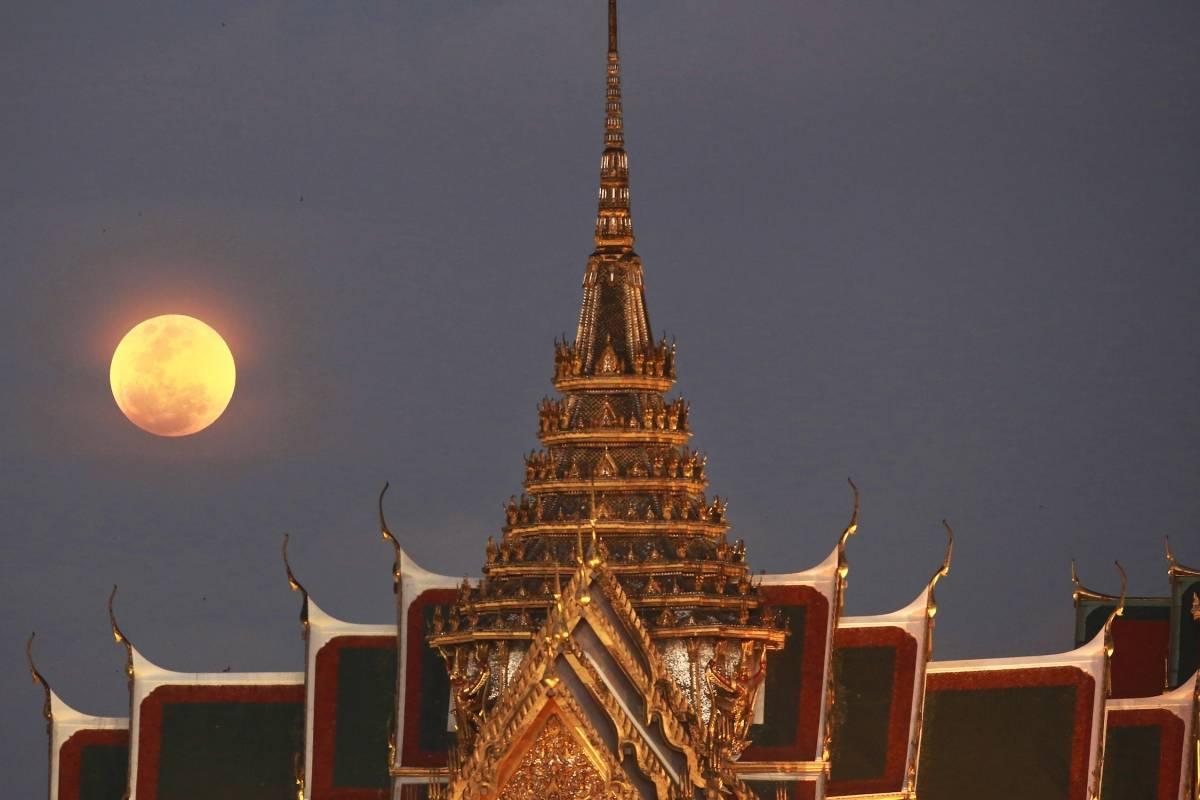 Bangkok, Tailandia Foto: AP