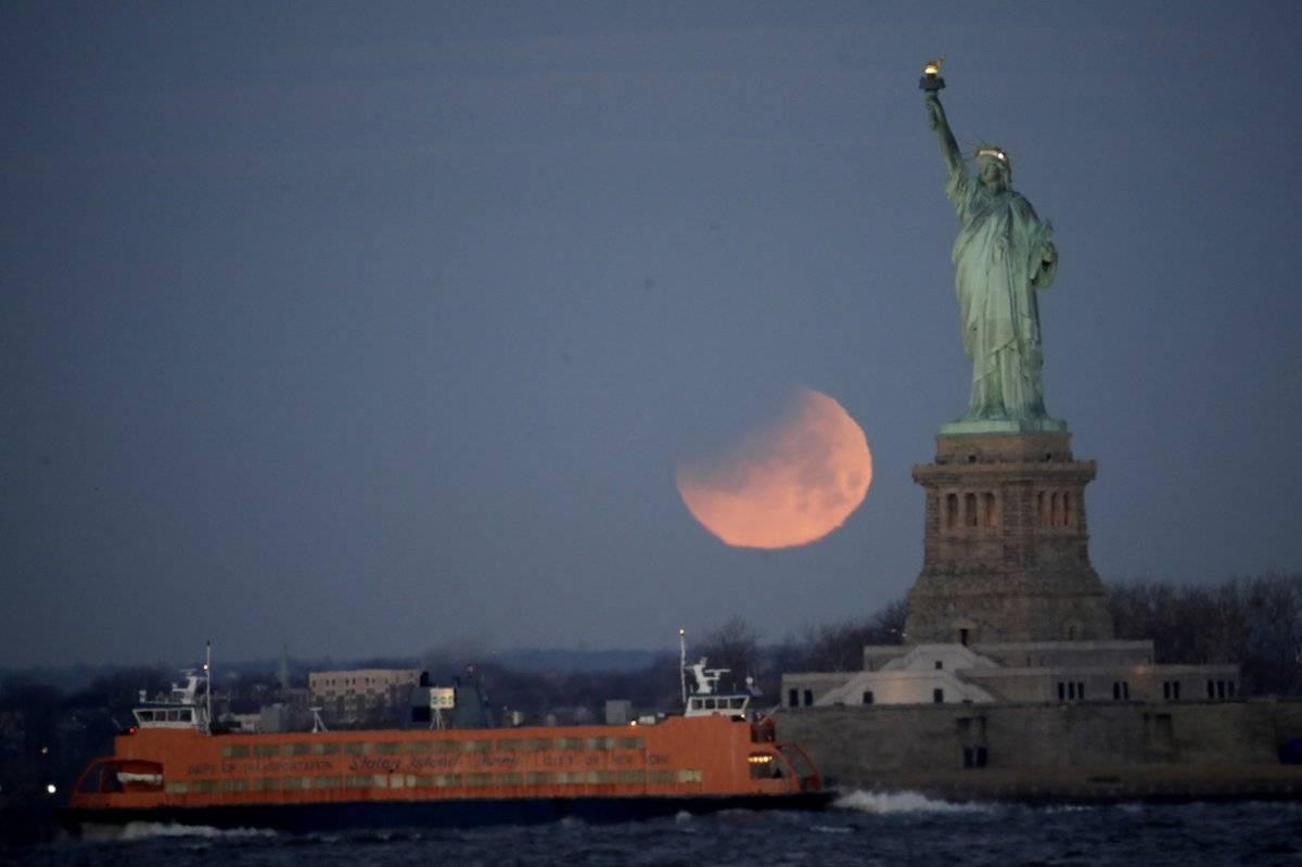 Nueva York, Estados Unidos Foto: AP