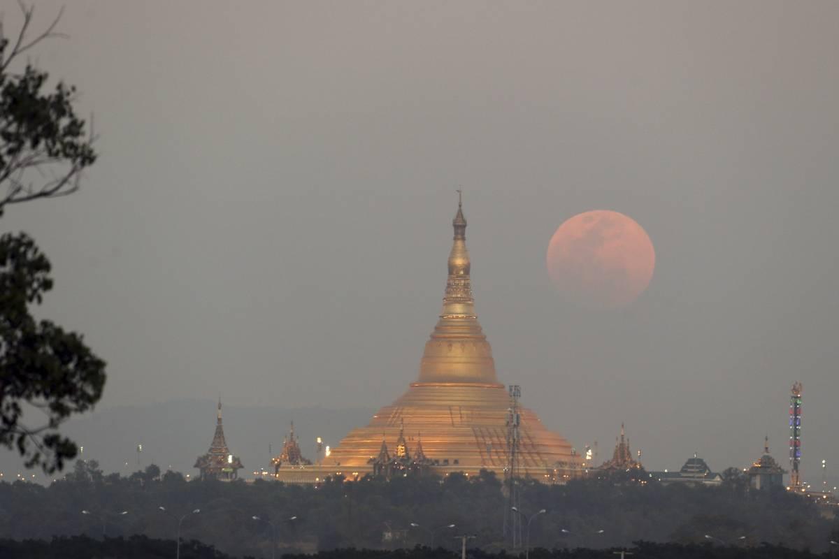 Naypyitaw, Birmania Foto: AP