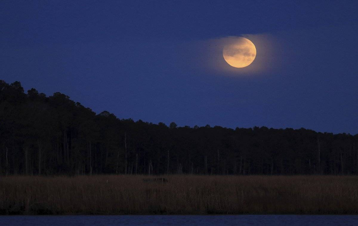 Warwick River, Virginia, Estados Unidos Foto: AP
