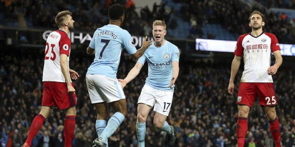 Manchester City incrementa su ventaja tras derrota del United