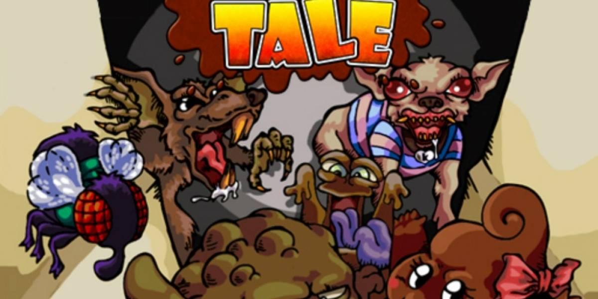 Este juego sí es caca: A Poop Tale