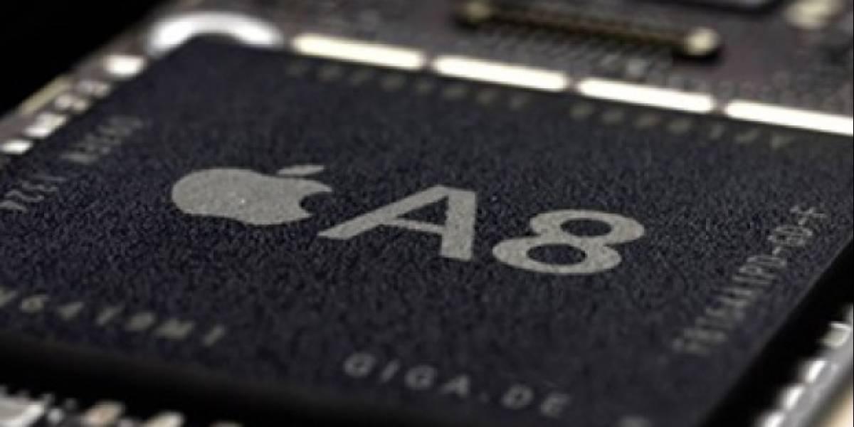 Más detalles de los SoC Apple A8