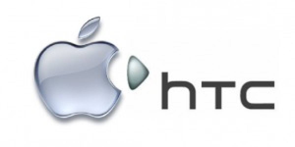 Apple demanda a HTC por infringir 20 patentes del iPhone (Actualizado)