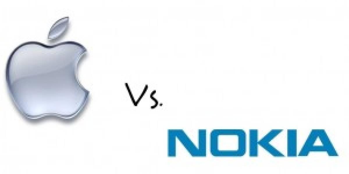Ahora Apple quiere que no se importen equipos de Nokia a EE.UU.