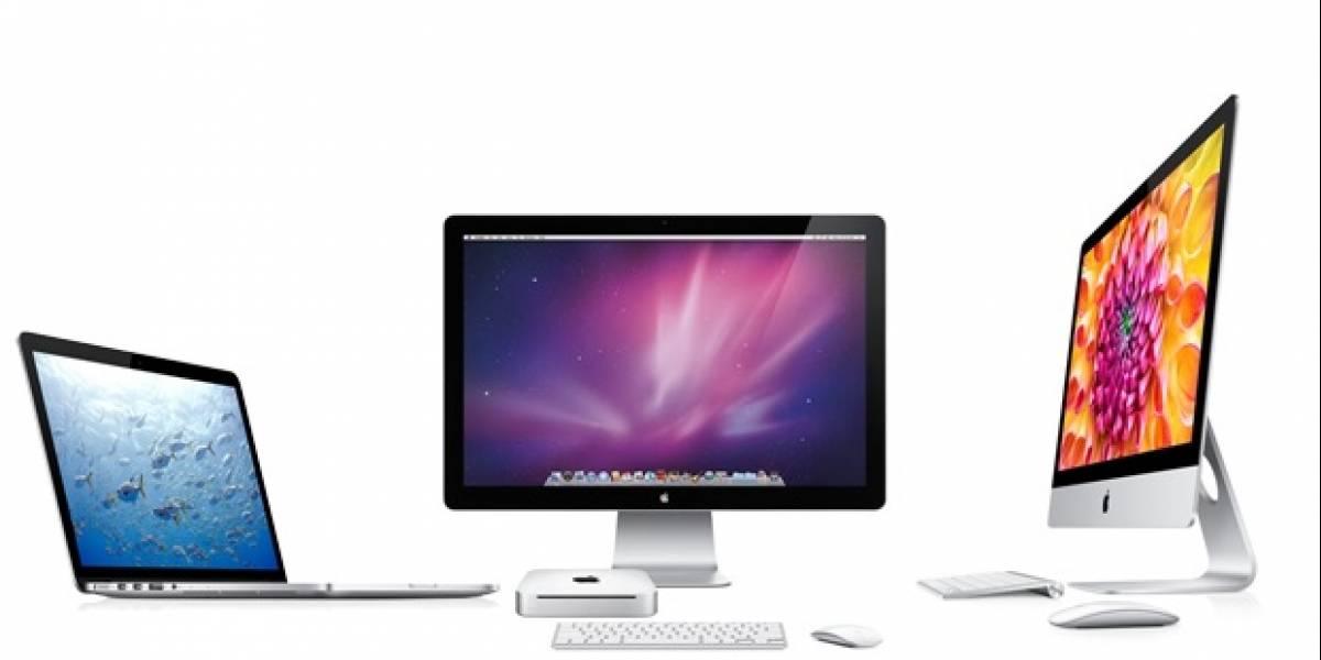 Apple alista iMac, Mac Mini y MacBook basadas en CPUs propios