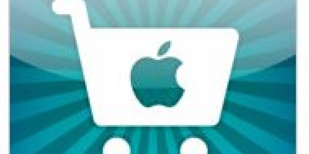 Apple lanza aplicación de su tienda online