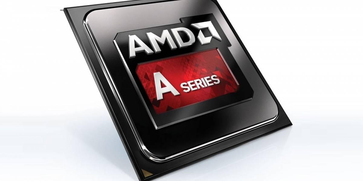AMD anuncia sus nuevos APUs A10-7800, A6-7400K y A6-7300
