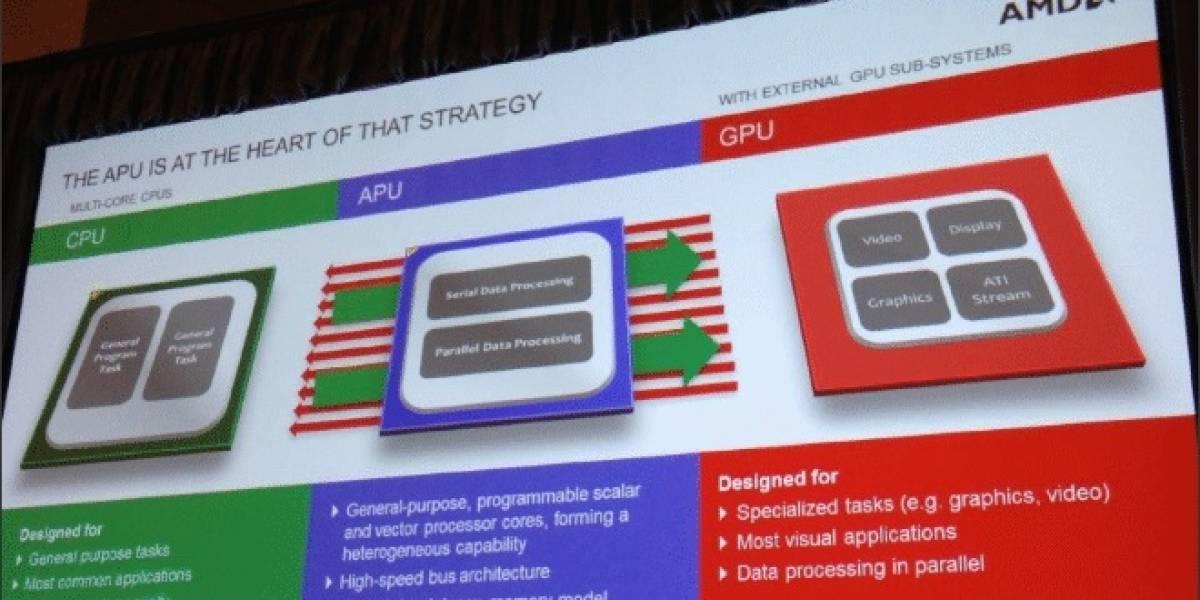 AMD apuesta por las soluciones a medida para los OEM