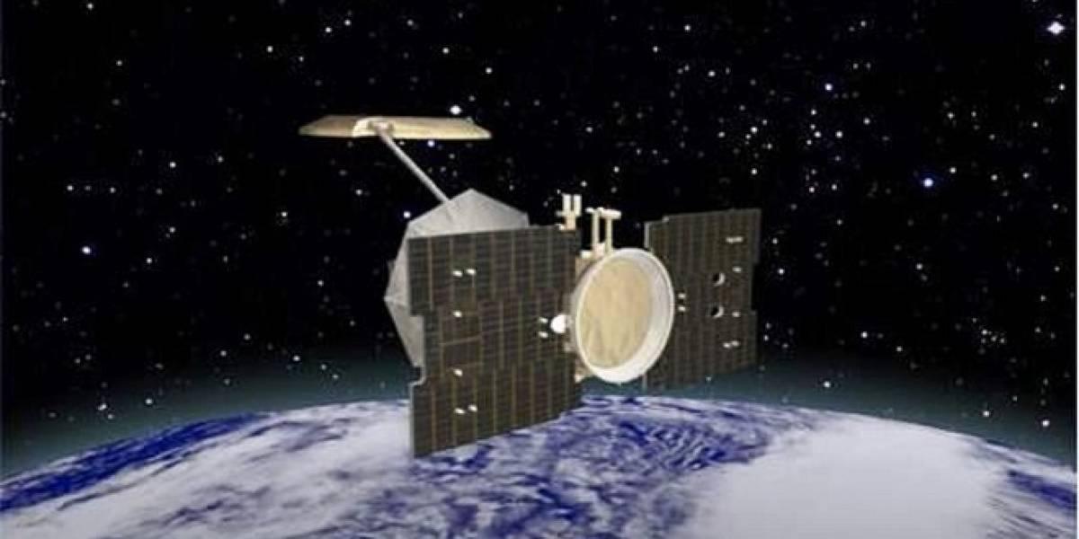 NASA: Instrumento AQUARIUS escanea los océanos y brinda primeros resultados en imágenes animadas.