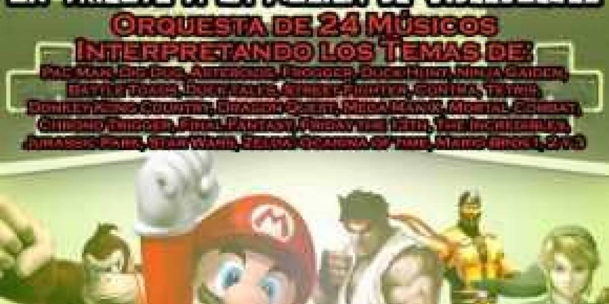 Arcade: Un Tributo a la Música de Videojuegos en Monterrey