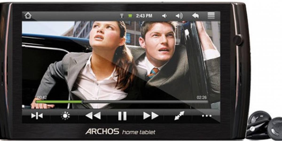 Archos 7 Home Tablet ya se vende