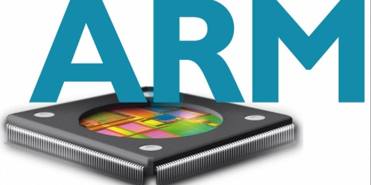 ARM anuncia su nuevo microprocesador Cortex-A17