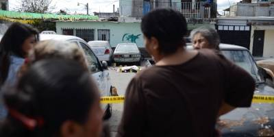 Asesinada en Santa Faz