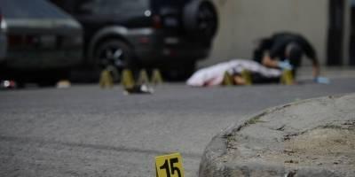 Mujer asesinada en Santa Faz