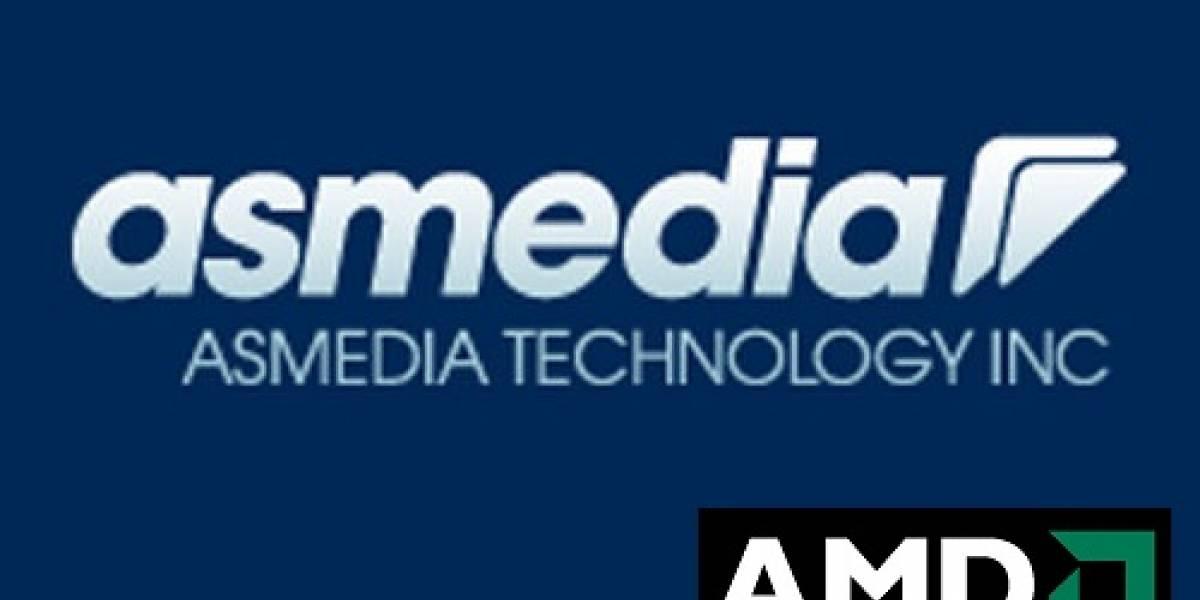 Rumor: ASMedia fabricará chipsets para AMD