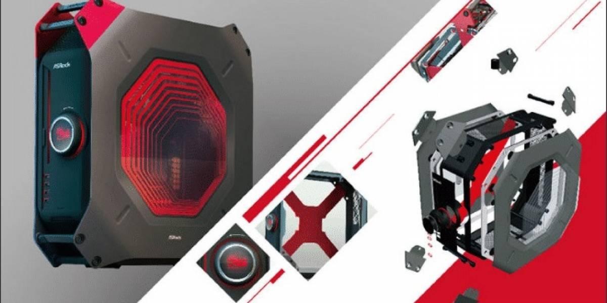 ASRock mostrará una Mini-PC Gamer en el CeBIT 2013