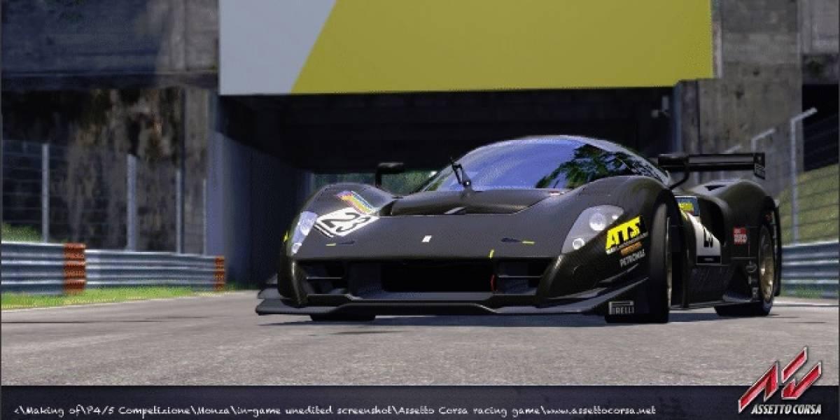 Assetto Corsa Preview probado con 13 tarjetas de video
