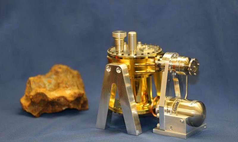 9715c00066fe Investigadores crean herramienta para analizar el núcleo de la ...