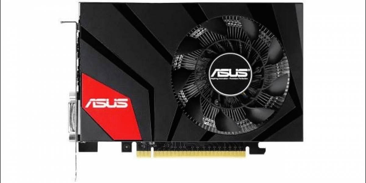ASUS muestra su tarjeta de video GeForce GTX 670 DirectCU Mini