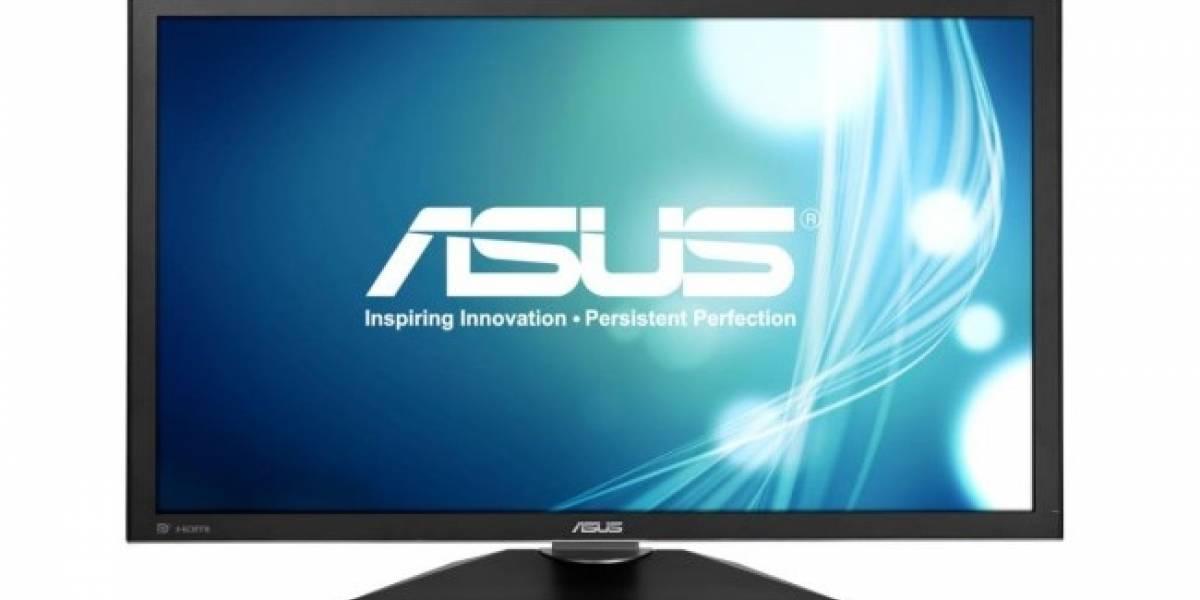 ASUS presenta el monitor 4K más delgado del mercado